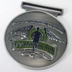 Issaquah Run medal