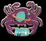 MDDI Crab Pin