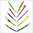 Lanyards examples from Lasting Impressions